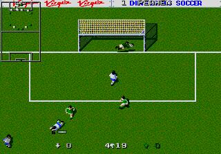 Dino Dini's Soccer (Europe)