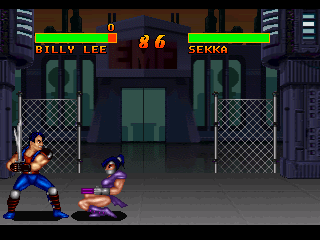 Double Dragon V - The Shadow Falls (World)
