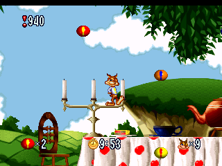 Bubsy in Fractured Furry Tales (World)
