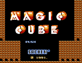 Magic Cube (Asia) (Unl) (NES)