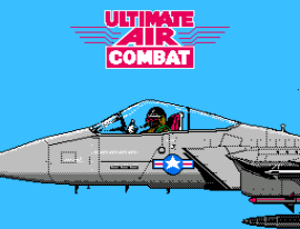 Ultimate Air Combat (Europe) (En,Fr,De) (Beta)