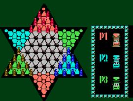 Chinese Checkers (Asia) (Unl) (NES)