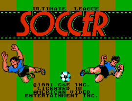 Ultimate League Soccer (Italy) (Unl)