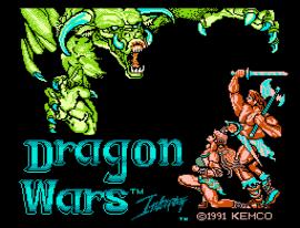 Dragon Wars (USA) (Proto)