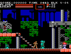 Castlevania III - Dracula's Curse (USA) [Hack by Dragonsbrethren v1.0] (All Bug Fixes)
