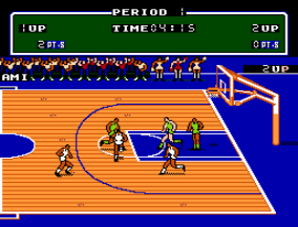 Double Dribble (USA) (Rev A)