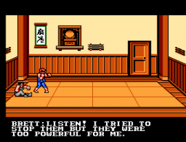 Double Dragon III - The Sacred Stones (USA) [Hack by Jedi QuestMaster v1.0] (Difficulty Fix)