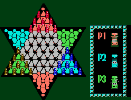 Chinese Checkers (Asia) (Unl) (Famicom)