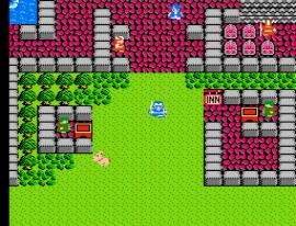 Dragon Quest II - Akuryou no Kamigami (Japan)