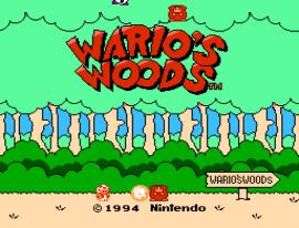 Wario's Woods (Europe)