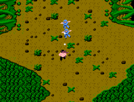 Ikari Warriors (USA)