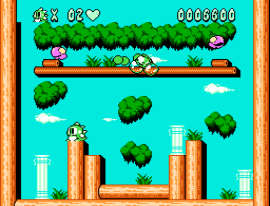 Bubble Bobble Part 2 (USA) [Hack by Dragon Eye Studios v0.15] (~Bubble Bobble Madness 2)