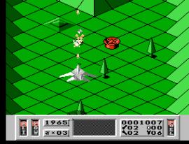 Captain Skyhawk (Europe)