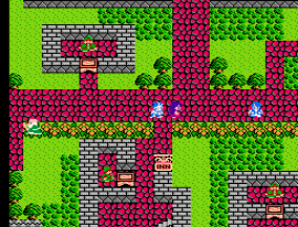 Dragon Quest III - Soshite Densetsu e... (Japan) (Rev B)