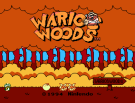 Wario's Woods (USA) [Hack by L.Soft v1.0] (~Wario's Woods - Great Autumn Yesterday)