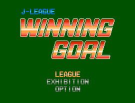 J.League Winning Goal (Japan) [En by Stardust Crusaders v1.0]
