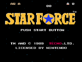 Star Force (Europe)