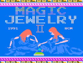 Magic Jewelry 2 (Asia) (Unl)