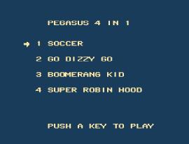 Pegasus 4 in 1 (Unl)
