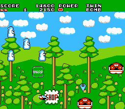 Fantasy Zone 2 - Opa-Opa no Namida (Japan)