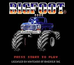 Bigfoot (USA)