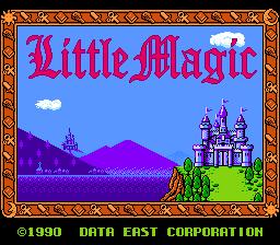 Little Magic (Japan) [En by Gaijin+TransBRC v0.33Alpha] (Incomplete)