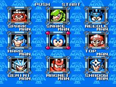 Mega Man 3 (Europe)