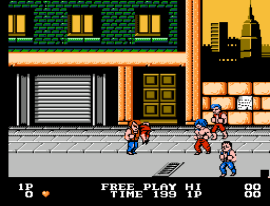 Double Dragon (Japan) (Beta)