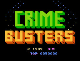 Crime Busters (Unl)