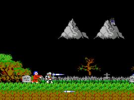 Ghost'n Goblins (Europe)