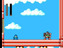 Mega Man 6 (USA) [Hack by Dragon Eye Studios v1.0] (~Megaman Showdown VI) (Boss Mode)