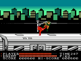 Spartan X 2 (Japan) [En by Abstract Crouton v1.0] (~Kung Fu 2)