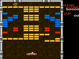Arkanoid (USA) [Hack by Dragon Eye Studios v1.0] (~Arkanoid - Dimension of Doh)
