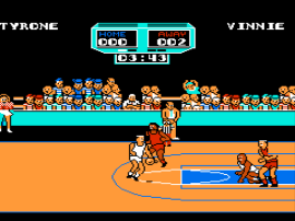 Arch Rivals - A Basket Brawl! (Europe)