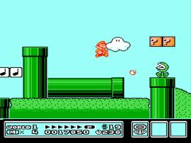 Play Nes Super Mario Bros 3 Usa Rev A Hack By Recovery1 V1 0