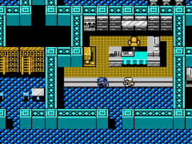 Sted - Iseki Wakusei no Yabou (Japan) [En by J2e v1.0] (~Sted - Starfield of Memorable Relics)