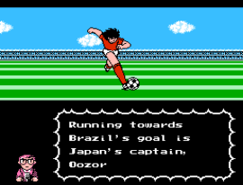 Captain Tsubasa Vol. II - Super Striker (Japan) [En by Hayabusakun v1.0]