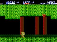 Zelda II - The Adventure of Link (Europe)