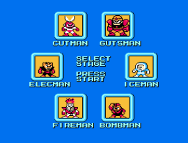 Mega Man (USA) [Graphic Hack by Dragonsbrethren v3.0] (~Protoman - The Red Bomber)
