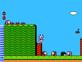 Play Nes Super Mario Bros 2 Usa Rev A Hack By Recovery1 V1 0 Super Mario Bros 2 2nd Run Online In Your Browser Retrogames Cc