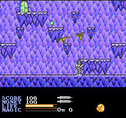Ironsword - Wizards & Warriors II (Europe)