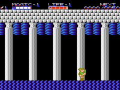 Zelda II - The Adventure of Link (USA) [Hack by Imperial v1999] (Enhanced Editon)