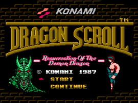 Dragon Scroll - Yomigaerishi Maryuu (Japan) [En by KingMike v1.0] (~Dragon Scroll - Resurrection of the Demon Dragon)