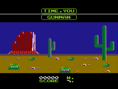 Wild Gunman (Japan, USA)