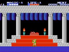 Zelda II - The Adventure of Link (Europe) (Rev B)