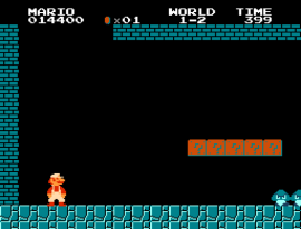 Super Mario Bros. (Europe) (Rev 0A)