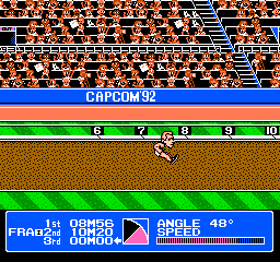 Capcom Barcelona '92 (Japan)