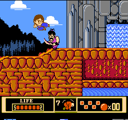 Jackie Chan's Action Kung Fu (Europe)