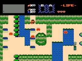 Legend of Zelda, The (USA) [Hack by GameMakr24 v1.0] (~Legend of Zelda, The - Outlands)