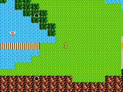 Zelda II - The Adventure of Link (USA) [Hack by Icepenguin v1.9] (~Zelda II - The Adventure of Link - Part 2 - Easy)